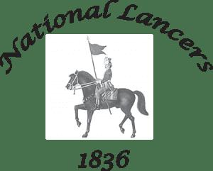 National Lancers polo logo
