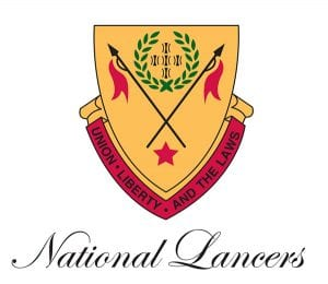 National Lancers Insignia